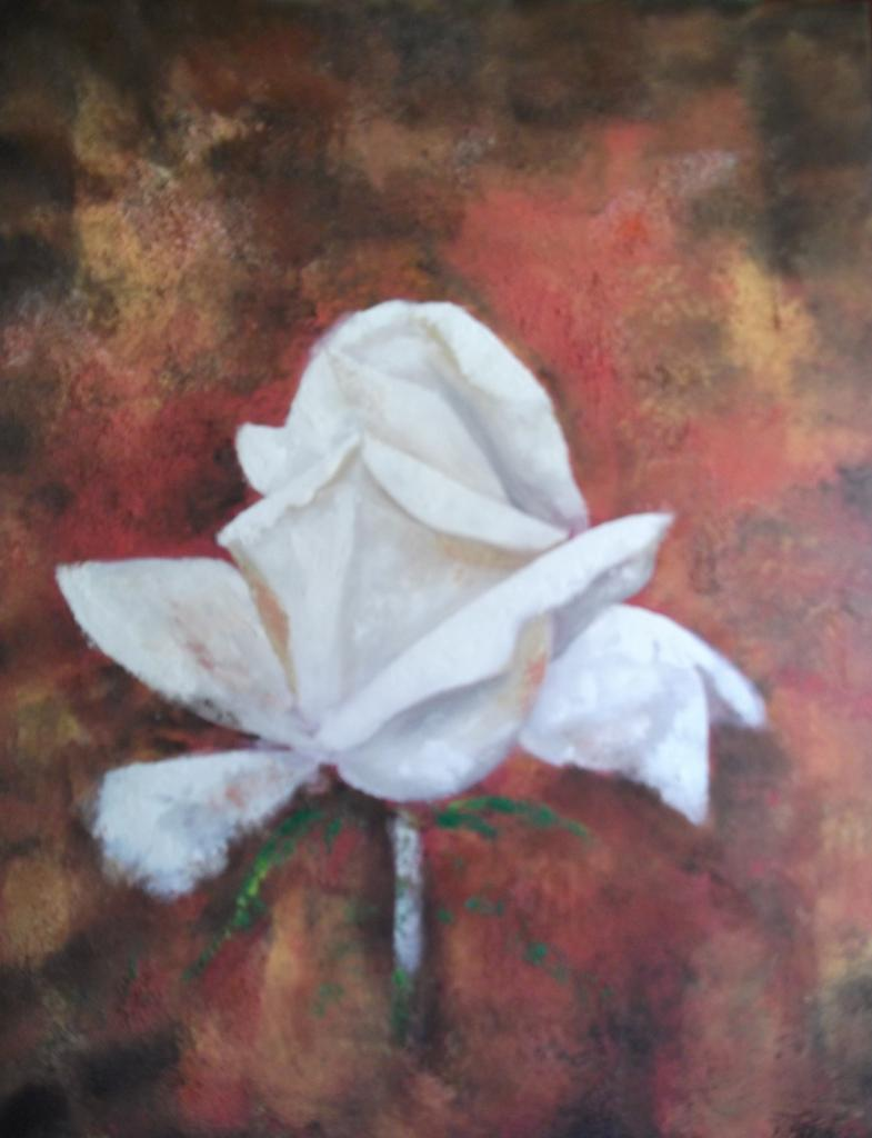 La rose (70X90)
