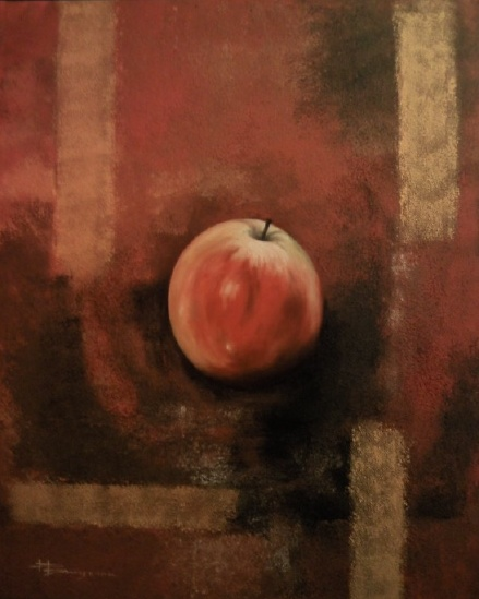 la pomme (100X80)