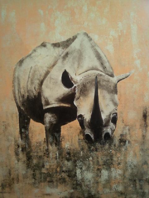 Rhino (90X70)
