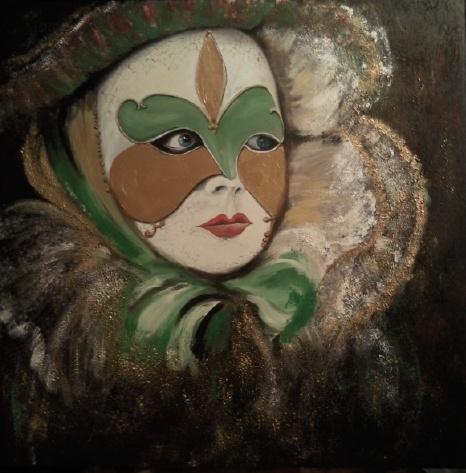 masque (80X80)